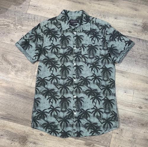 JACK & JONES Short Sleeve  Palm Shirt 12120875 (JCC11807)
