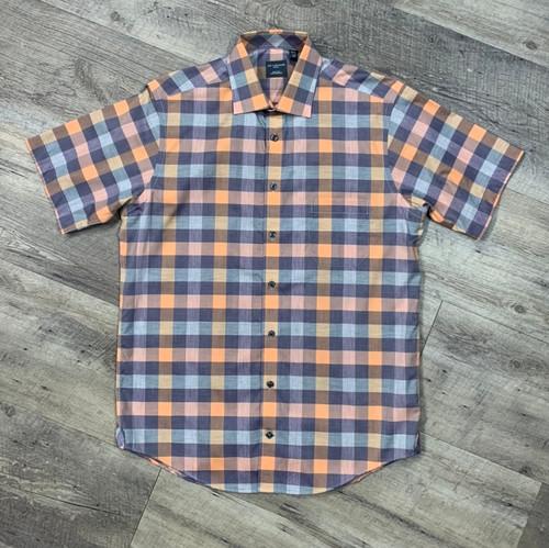 LEO CHEVALIER Short Sleeve Shirt  520362 (JCC12744)
