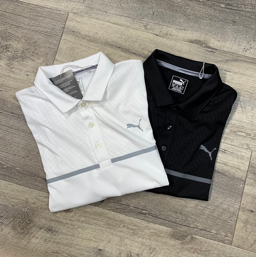 PUMA Short  Sleeve  Polo  576091 (JCC12832)