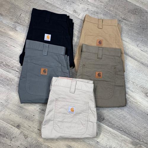 CARHARTT Canvas Shorts B147 (JCC7453)