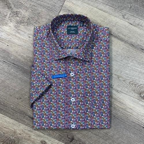 LEO CHEVALIER Short Sleeve  Shirt 524364 (JCC16284)