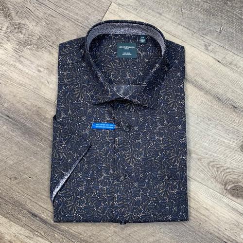 LEO CHEVALIER  Short Sleeve Shirt 524363 (JCC16286)