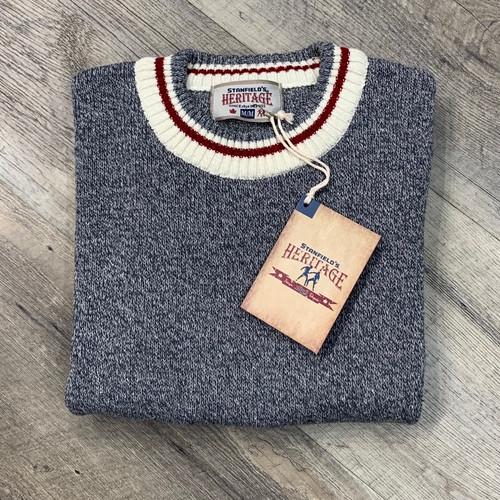 STANFIELD'S Long Sleeve Crew Sweater 1331 (JCC13512)