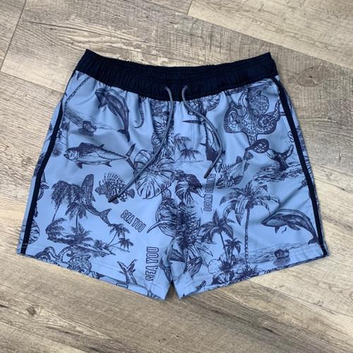 POINT ZERO  Swim Shorts 7255306 (JCC13405)