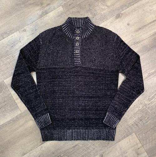 HEDGE   Mock Neck Sweater 71MS015B (JCC13961)
