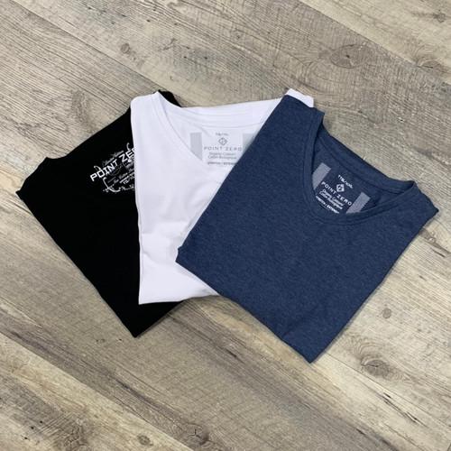 POINT ZERO  Short Sleeve Tee  7251011 (JCC13395)
