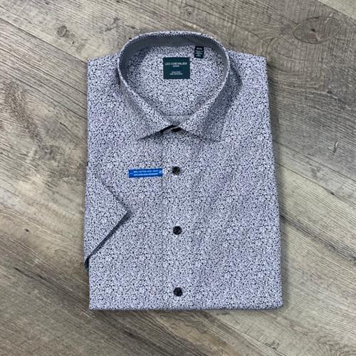 LEO CHEVALIER Short Sleeve Shirt 524362 (JCC16289)