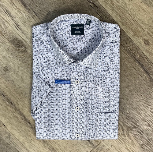 LEO CHEVALIER  Short Sleeve Shirt 524358 (JCC16287)