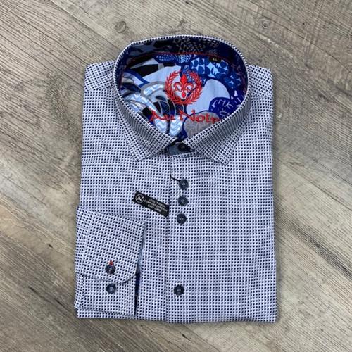 AU NOIR Long Sleeve Shirt Belotti (JCC16438)