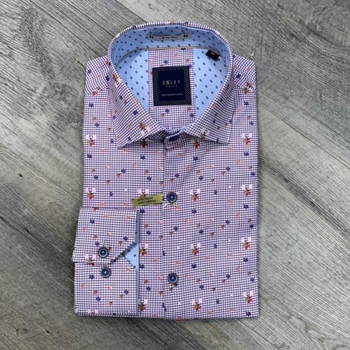 OXLEY  Long Sleeve Shirt   OS40L (JCC16332)