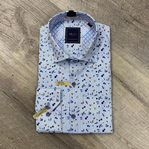 OXLEY  Long Sleeve Shirt  OS40E (JCC16334)