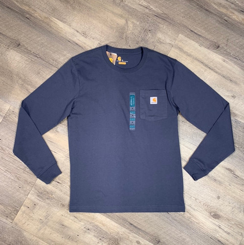 CARHARTT Long Sleeve Tee 104434 (JCC16581)