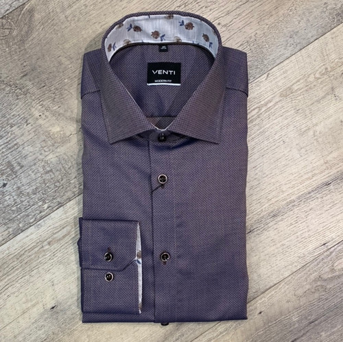 VENTI Long Sleeve Shirt 103498000 (JCC16602)