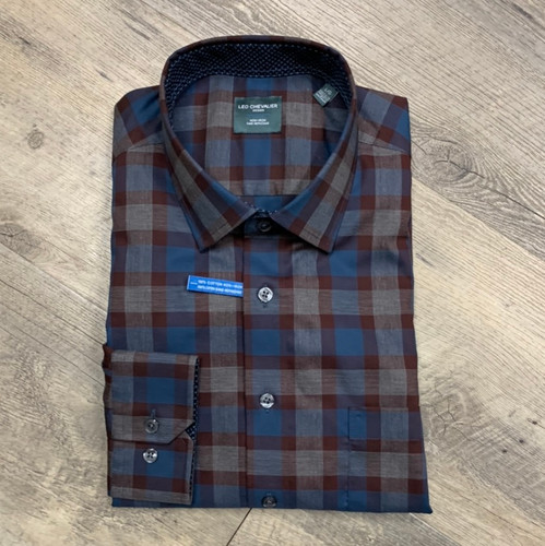 LEO CHEVALIER  Long Sleeve Shirt  525471 (JCC16565)