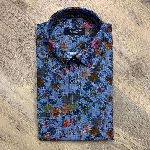 CASA MODA Long Sleeve Shirt 403487600 (JCC16590)
