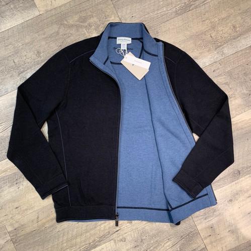 TOMMY BAHAMA  Long Sleeve Full Zip ST225595 (JCC16648)