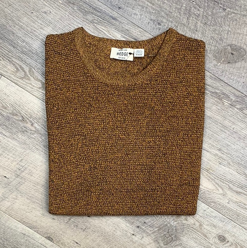 HEDGE Crew Sweater 72MS109S (JCC16612)