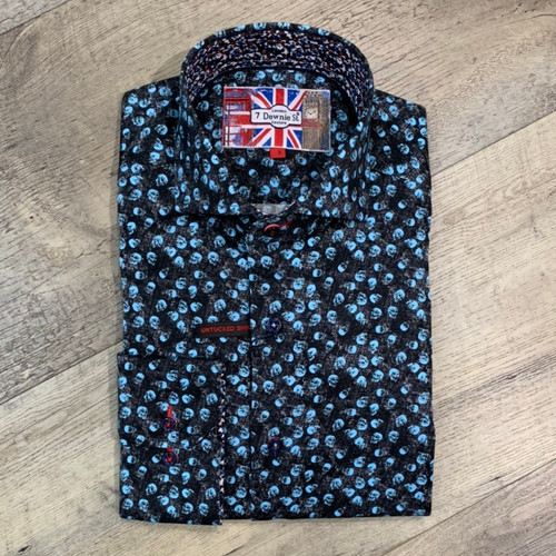 7 DOWNIE ST. Long Sleeve Shirt 2192 (JCC16556)