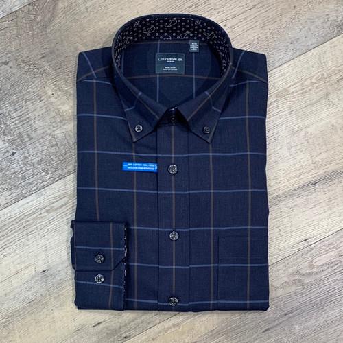 LEO CHEVALIER  Long Sleeve Shirt  525496 (JCC16567)