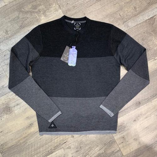POINT ZERO Knit Crew Sweater 7553430 (JCC16663)