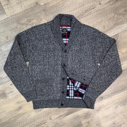 POINT ZERO Shawl Collar Sweater 7558692 (JCC16666)