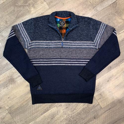 POIN ZERO 1/4 Zip Sweater 7558614