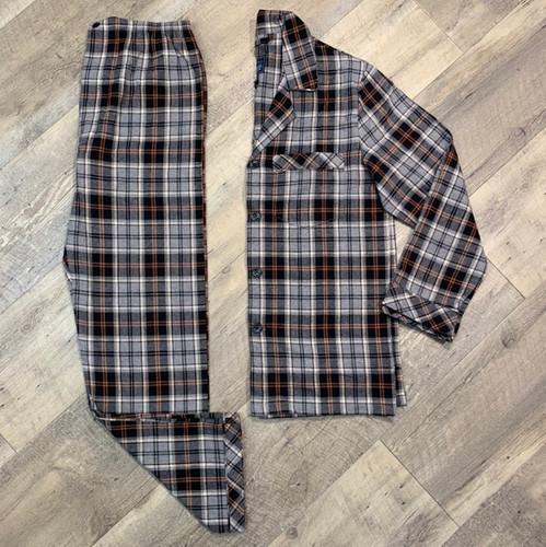 MAJESTIC  Flannel Pajamas 12032190 (JCC16111)