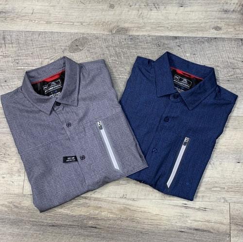 POINT ZERO Short Sleeve Shirt 7454713 (JCC16967)