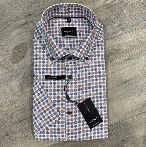 VENTI Short Sleeve Shirt 613658100