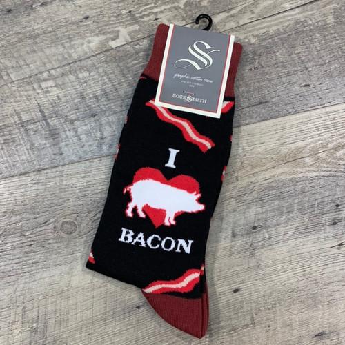SOCKSMITH  Socks   MMM Bacon (JCC16478)