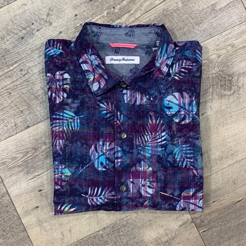 TOMMY BAHAMA  Short Sleeve Cotton Shirt  ST324858 (JCC16314)