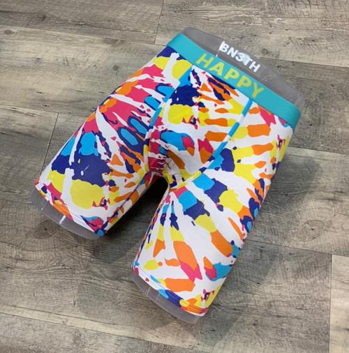 BN3TH  Classic Boxer Tie Dye-Happy