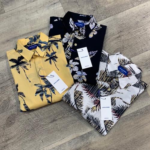 JACK&JONES Short Sleeve Shirt 12187954