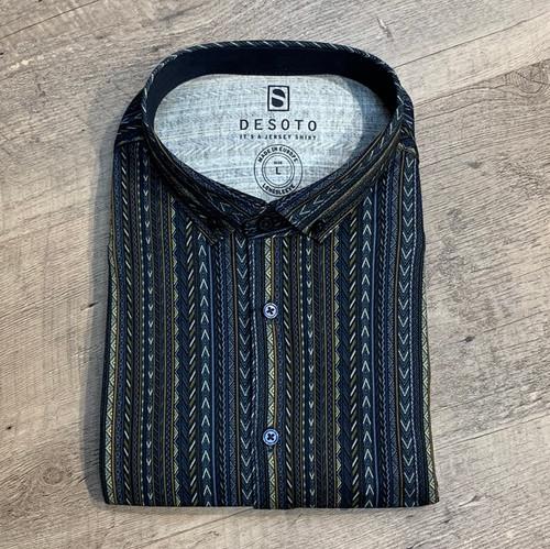 DESOTO  Long Sleeve Shirt 483-13-3