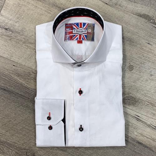 7 DOWNIE ST  Long Sleeve Shirt 3054 (JCC16219)