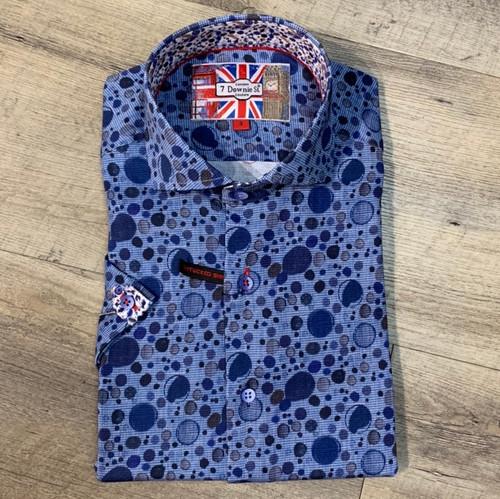 7 DOWNIE ST    Short Sleeve Shirt 4559 (JCC16218)