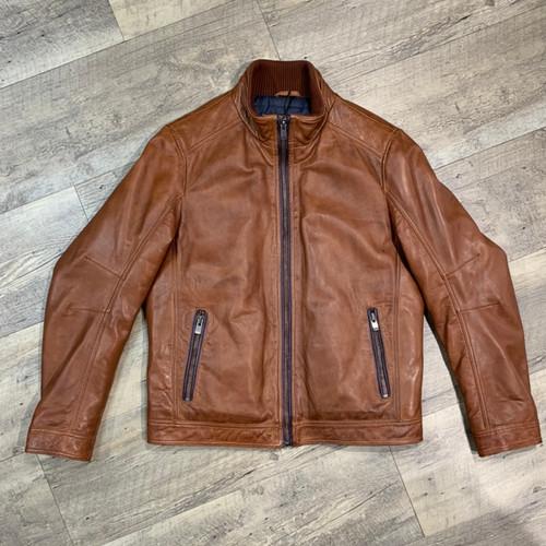 REGENCY  Leather Jscket  Gunnar (JCC13929)