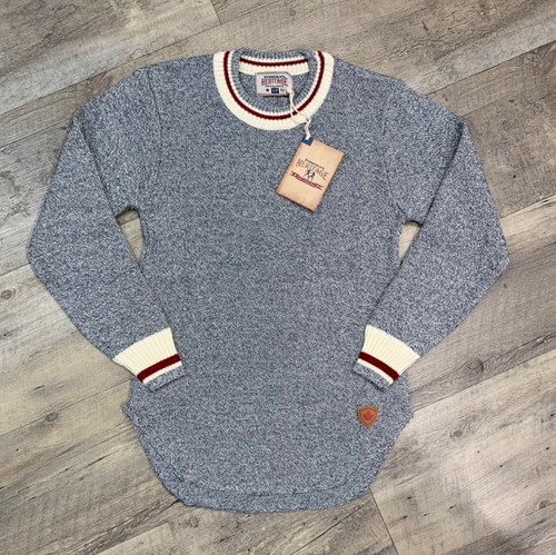STANFIELD'S  Ladies Long Sleeve Sweater 1330W (JCC13511)