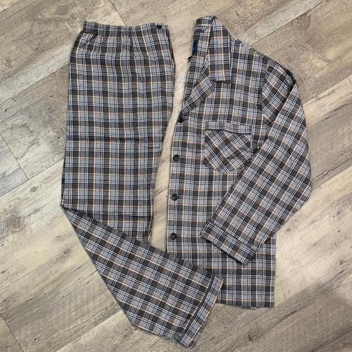 MAJESTIC Flannel Pajamas 10829190 (JCC8494)