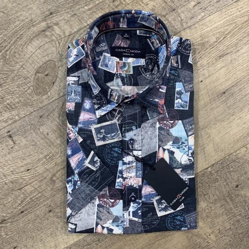 CASA MODA SS Shirt 913648300 (JCC16985)