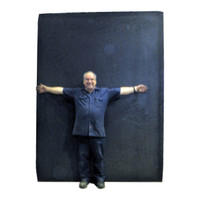 Savior Yoga Floating Island Workout Mat LG 1000 lbs.