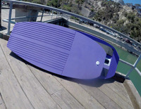 EVA SUP 6.0 Cindy Stand Up Paddle Board - Purple