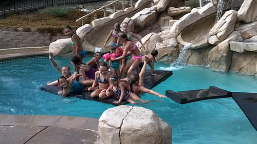 """Floating Water Mat and Pool Float Savior Four - 8 Feet Long by 6 Feet Wide by 4 Inches Thick - 8x6'x4"""""""