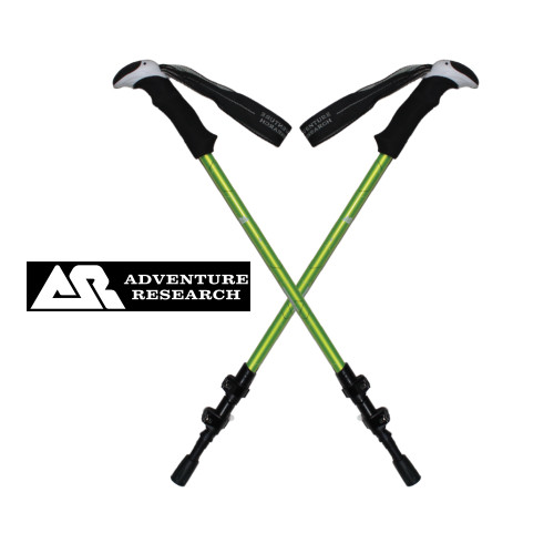 Adventure Research Aluminum Flip-Lock Trekking Pole