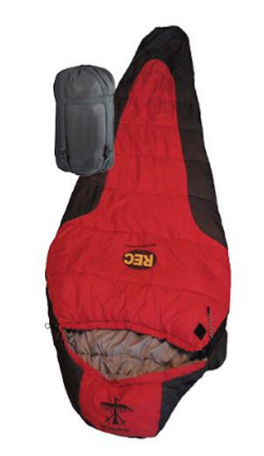 Recreation Outlet 20° Petroglyph Sleeping Bag