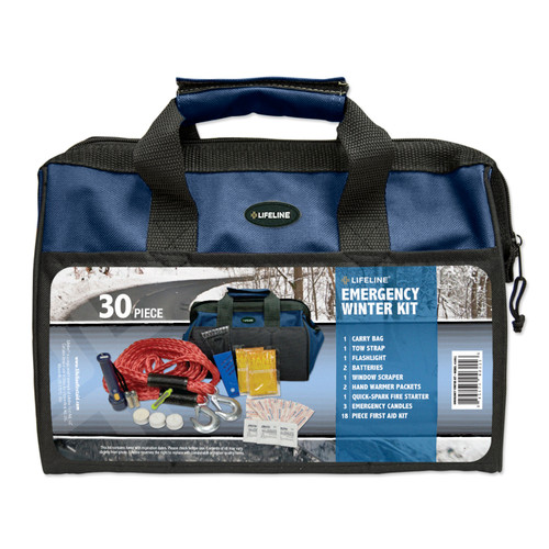 Lifeline 30 piece Emergency Winter Kit