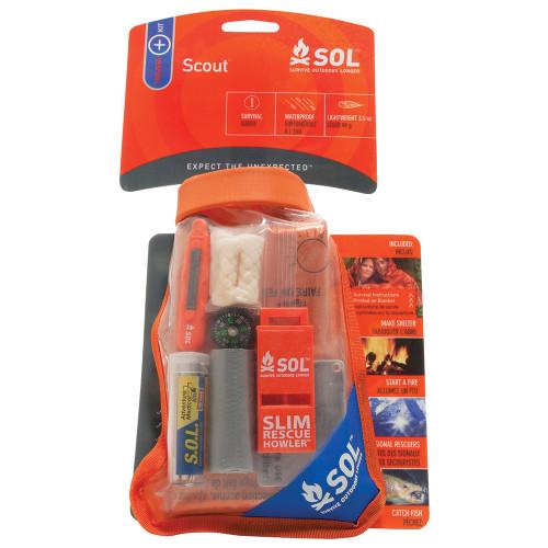S.O.L. Scout Survival Kit