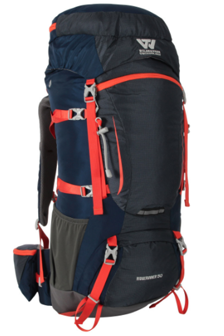WILDERNESS TECHNOLOGY RIDGE RUNNER 50L BACKPACK