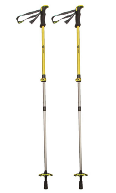 WILDERNESS TECHNOLOGY TERRAIN 3 TREKKING POLES
