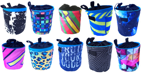 Wilderness Technology Crazed Chalk Bags